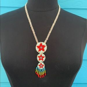 Jewelry - Necklace J1120 Boho Indian Cosplay Costume